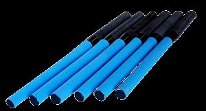 Croker Carbon adjustable Handles Black End Cap
