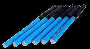 Croker Carbon adjustable Handles Grey End Cap