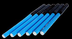 Croker Carbon adjustable Handles White End Cap