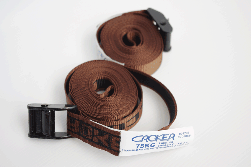 Croker tie down straps