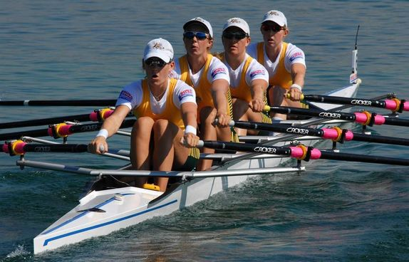 Filippi Italia S F34 Quadruple Coxless 4X racing boat
